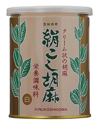 大村屋 絹 こし 胡麻(白) 500g×12缶