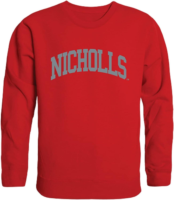 Nicholls State University Colonels NSU Arch Crewneck Sweatshirt Sweater