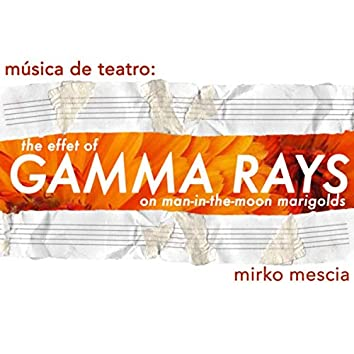 Música de teatro: the effect of gamma rays on man-in-the-moon marigolds