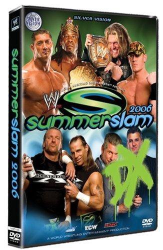 Summerslam 2006 [Francia] [DVD]