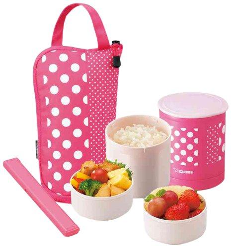 Zojirushi Mini Bento Lunch Jar, Pink