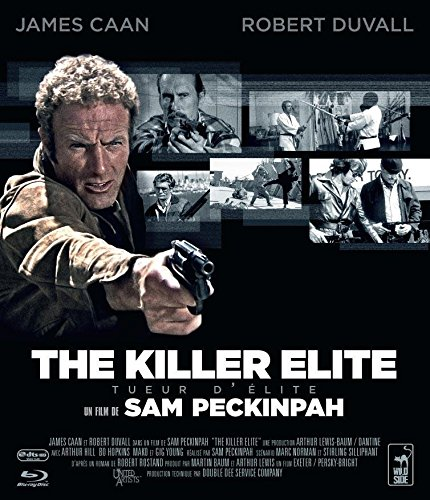 The Killer Elite (Tueur d'élite) [Francia] [Blu-ray]