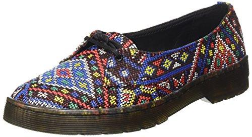 Dr. Martens Damen Cruise Morada Schuhe, Weave Multi Aztec, 41 EU