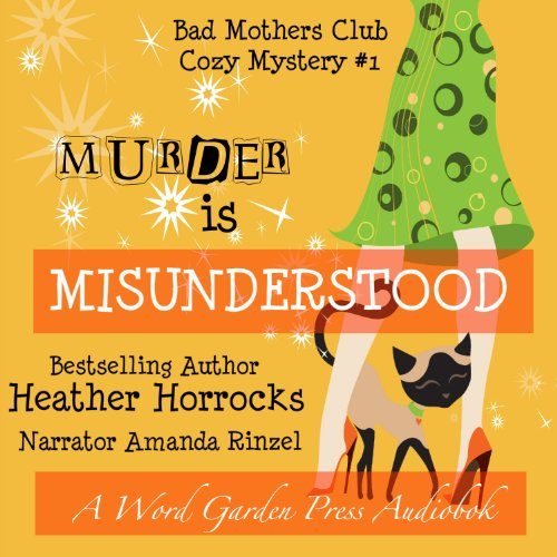 Murder Is Misunderstood audiobook cover art