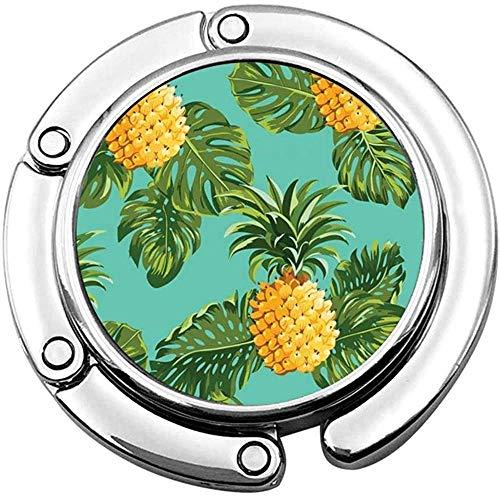 Portemonneehaken verse ananas print bedel handtas tafel bureau tas haak - haakhouder