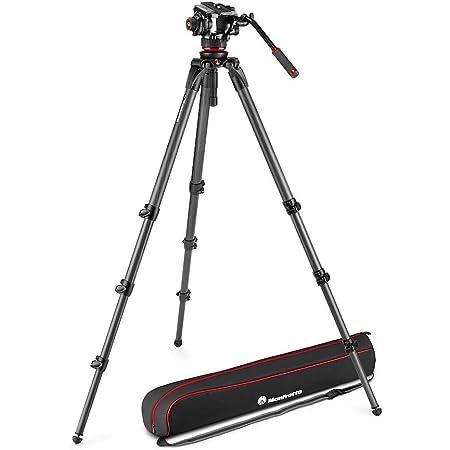 Manfrotto 504x Fluid Videokopf Mit 536 Kamera