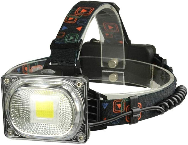 ZSAIMD LED Headlamp Headlight Head Torch  Lightweight Water Resistant Safety Head Lamp  Garage Workshop Garden Head lamp, Head Torch for Biking, Cycling, Climbing, Camping, Dog Walking, Waterproof,