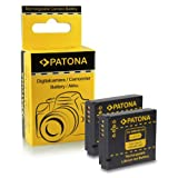 Original VHBW ® BATERIA para Panasonic Lumix dmc-tz202 dmc-gx9