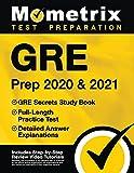 GRE Prep 2020 & 2021: GRE Secrets Study Book,...