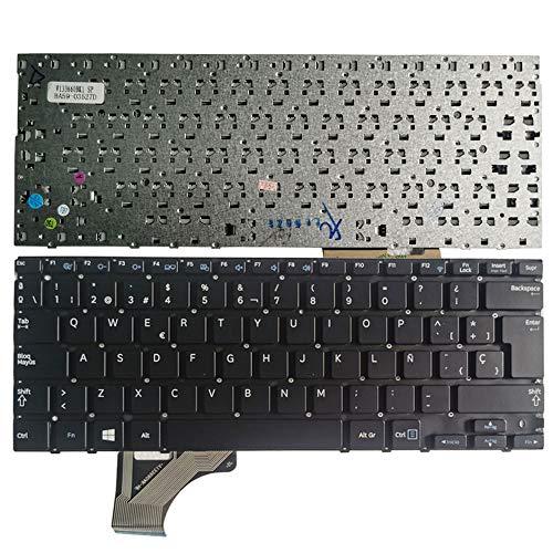 Laptop Replacement Keyboard Fit Samsung NP530U3B NP530U3C NP535U3C NP540U3C Spanish Layout