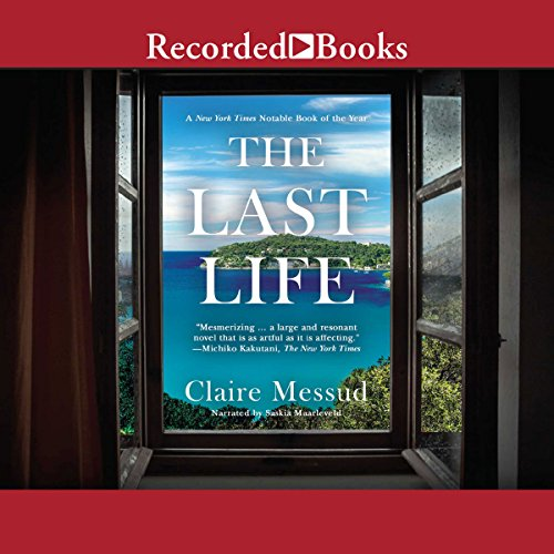The Last Life audiobook cover art