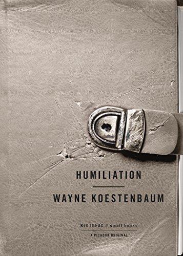 Image of Humiliation (BIG IDEAS//small books)
