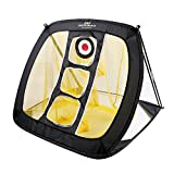 PodiuMax Pop Up Golf Chipping Net, Indoor/Outdoor Golfing Target Net for Accuracy and Swing Practice