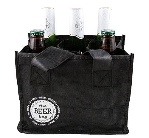 Berk Reusable 6 Pack Beer Shopping Bag