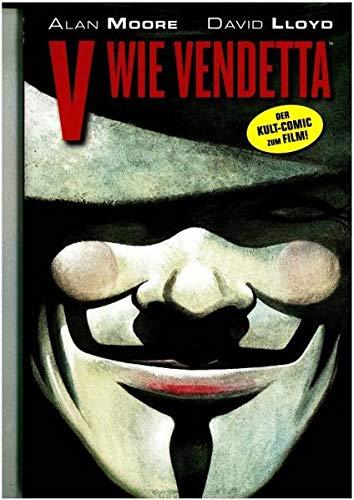 V wie Vendetta: Der Kult-Comic zum Film