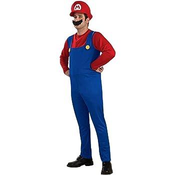 Rubies - Disfraz Mario Bros de niño a partir de 3 años (889228M ...