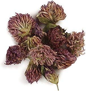 Sponsored Ad - Frontier Co-op Red Clover Blossoms Whole, Kosher | 1 lb. Bulk Bag | Trifolium pratense