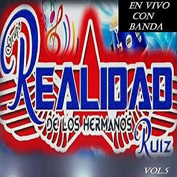 En Vivo Con Banda Vol. 5