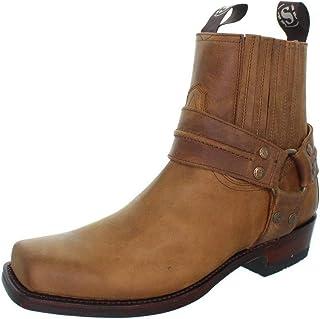 Sendra Boots Pete33 Sprinter en Cuir ref_sen35243-marron