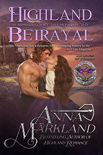 Highland Betrayal (The House of Pendray Book 1)