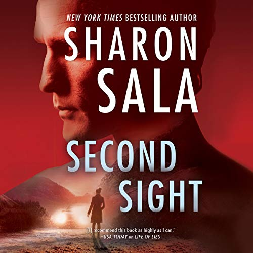 Second Sight audiobook cover art