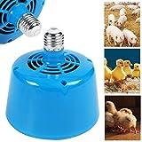 Bazaar E27 100–300 W Drei Modi Warmluft Heizlampe für Ferkel, Hühner, Entenzucht AC220 V