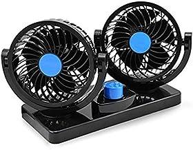 Ventilador de Refrigeración para Coche 12V Velocidad