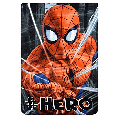 Suncity Decke Spiderman, Marvel, Fleecedecke, 100 x 150 cm