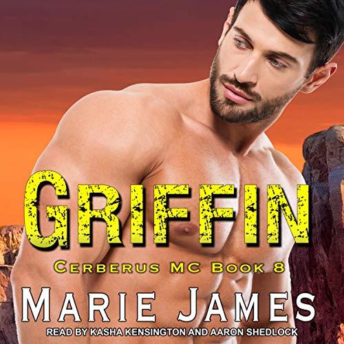 Griffin audiobook cover art