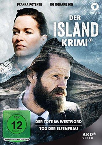 Der Island-Krimi - Der Tote im Westfjord / Tod der Elfenfrau