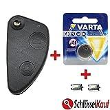 ALFA ROMEO Carcasa para llave mando a distancia Juego 147TS GT 156JTD Llave de Coche Nuevo
