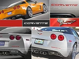corvette bumper stickers