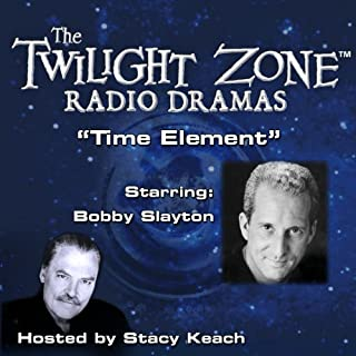 Time Element audiobook cover art