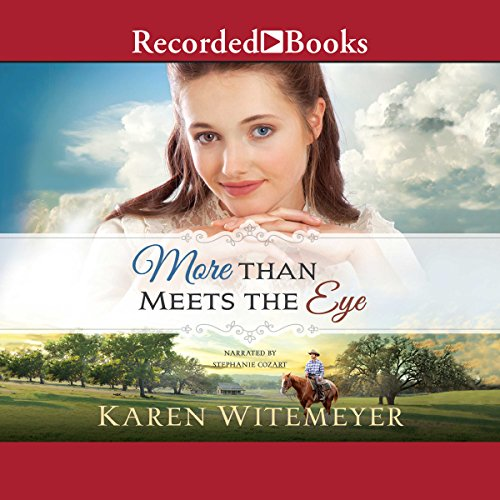More Than Meets the Eye audiobook cover art
