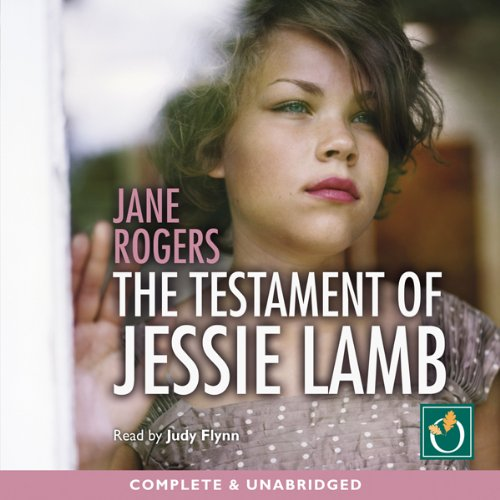 The Testament of Jessie Lamb audiobook cover art
