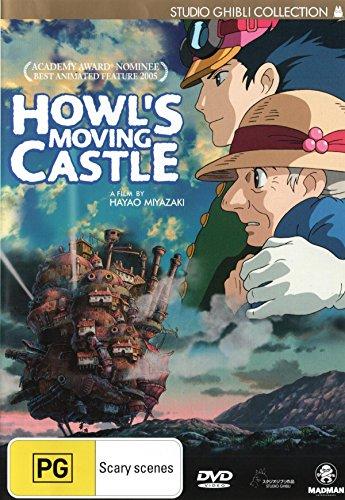 Howl's Moving Castle [NON-USA Format / PAL / Region 4 Import - Australia]