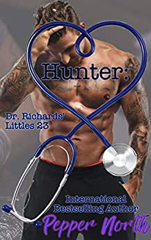 Hunter:  Dr. Richards' Littles 23 by [Pepper North]
