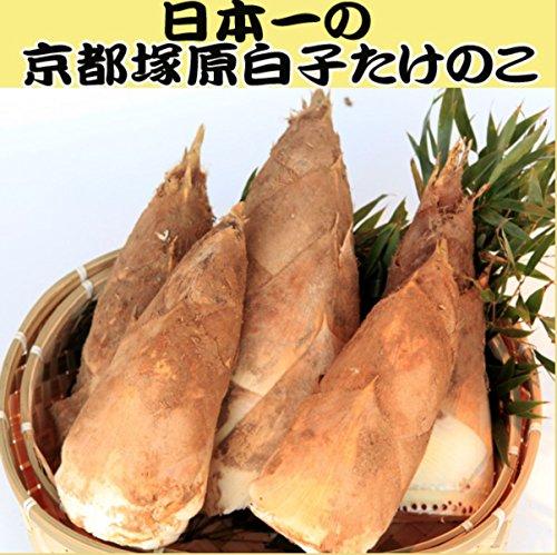 今が旬 朝掘りたけのこ筍4kg当日発送 京たけのこのトップブランド大枝塚原産