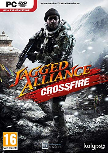 Preisvergleich Produktbild Jagged Alliance - Crossfire (PC DVD) [UK IMPORT]