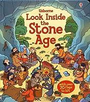 Look Inside the Stone Age (Look Inside Board Books)