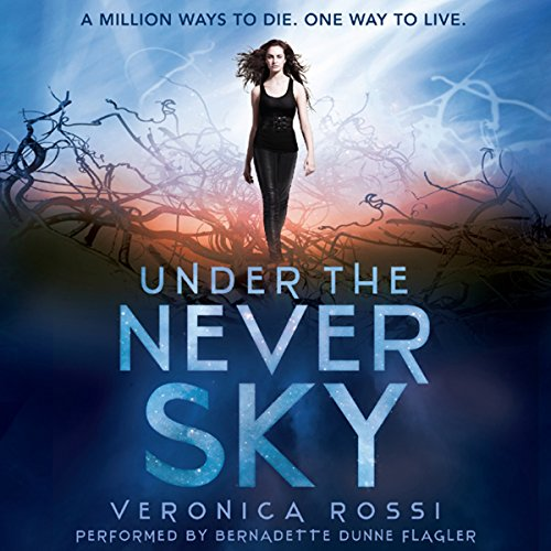 Under the Never Sky audiobook cover art