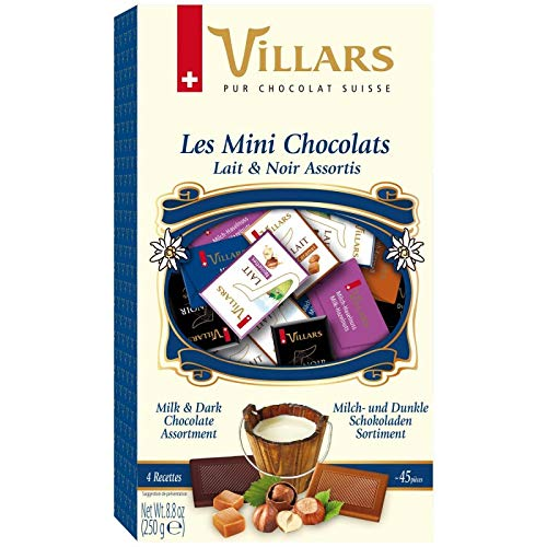 chocolat villars leclerc