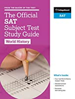 The Official SAT Subject Test World History