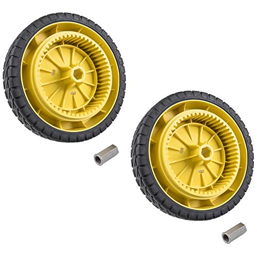 John Deere Walk-Behind Rear Wheel Set GX24018 JS20 JS30 JS40