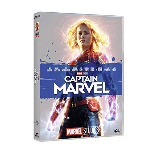 Captain Marvel 10° Anniversario Marvel Studios ( DVD)