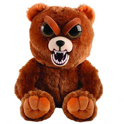 Feisty Pets-32334 Peluche Oso, (Goliath Games 32321