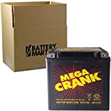 BatteryMart Mega Crank MTX-30L AGM Maintenance Free Battery