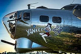 Photography Poster - Aircraft, Ww2, Nose Art, Bomber, 24