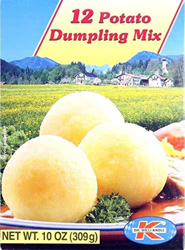 Dr. Willi Knoll 12 Potato Dumpling Mix 10oz