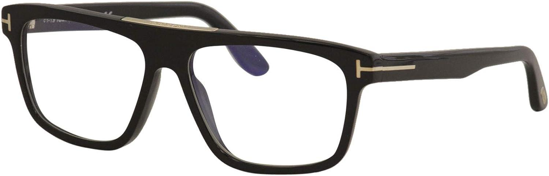 Sunglasses Tom Ford FT 0628 Cecilio- 02 001 shiny black, Shiny Black/ Blue Block Lenses, 57/15/145